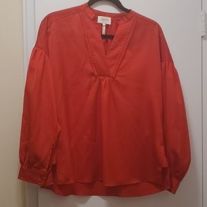 Laundry Red Top